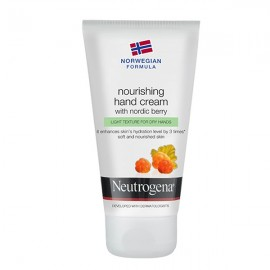 NEUTROGENA Nurishing Hand Cream, Κρέμα Θρέψης Χεριών - 75ml