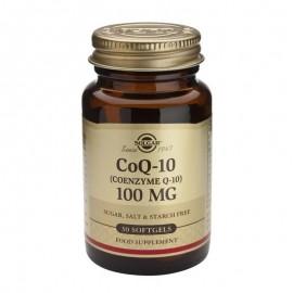 SOLGAR Coenzyme Q-10 100mg -30 softgels