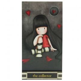 SANTORO London Gorjuss Λίμες Νυχιών The Collector 5τμχ