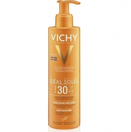 VICHY Ideal Soleil Anti Sand - Γαλάκτωμα Κατά Της Άμμου SPF30 200ml