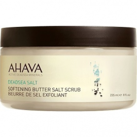 AHAVA Dead Sea Softening Butter Salt Scrub για Απολέπιση Σώματος 235ml