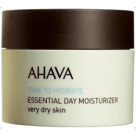AHAVA Time to Hydrate Essential Day Moisturizer Very Dry Skin 50ml