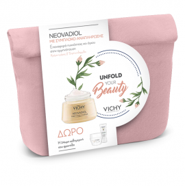 VICHY Unfold Your Beauty, Neovadiol Compensating Complex, Dry Skin Pouch
