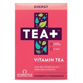 VITABIOTICS Tea+ Energy Vitamin Tea - 14bags