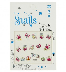 SNAILS Stickers Perfect Princess