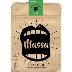MASSA Τσίχλα Μέντα Φυσικό Προϊόν 100% Χωρίς Ζάχαρη 17γρ