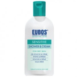 EUBOS Shower & Cream 200ml