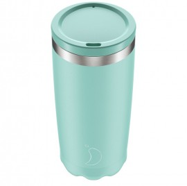 CHILLY'S BOTTLES Coffee Cup, Κούπα- Θερμός, Pastel Green - 500ml