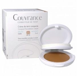AVENE Couvrance Compact Fini Mat 03 Sable SPF30 10gr