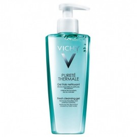 VICHY Purete Thermal Δροσερό Gel Καθαρισμού Προσώπου 200ml