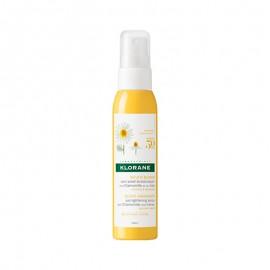 KLORANE Sun Lightening Spray με Χαμομήλι και Μέλι – Για Ξανθές και Λαμπερές Ανταύγειες 125ml