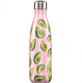 CHILLY'S BOTTLES Μπουκάλι- Θερμός, Avocado Edition - 500ml