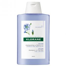 KLORANE Linum, Σαμπουάν Με Ίνες Λιναριού - 200ml