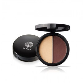GARDEN Highlight & Contour Palette, 11 Fields Of Gold