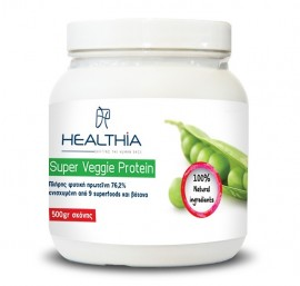 HEALTHIA Super Veggie Protein - 500gr