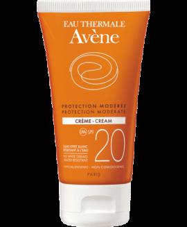 AVENE Creme SPF20, Αντηλιακή Κρέμα Προσώπου - 50ml