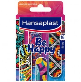 HANSAPLAST Limited Edition Be Happy 16τμχ