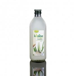 KALOE Gel Αλόης Φυσικός Χυμός Βιολογικής Αλόης με Μαστίχα Χίου - 1Lt