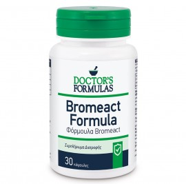 DOCTOR΄S FORMULAS Bromeact - 30caps