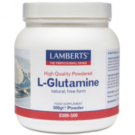 LAMBERTS L-Glutamine Powder 500gr