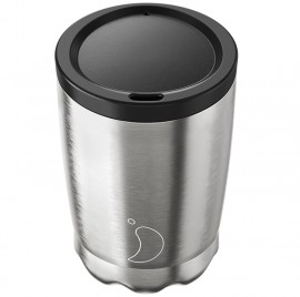 CHILLY'S BOTTLES Coffee Cup, Κούπα- Θερμός, Stainless Steel - 340gr