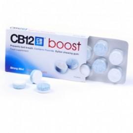 CB12 Boost Τσίχλα κατά της Δυσάρεστης Αναπνοής X10