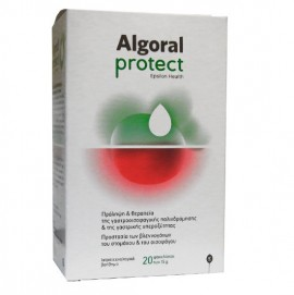 EPSILON HEALTH Algoral Protect 20 φάκελοι x 15gr