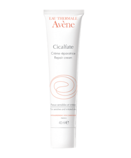 AVENE Cicalfate Creme Επανορθωτική Κρέμα για το Ερεθισμένο Δέρμα 40ml
