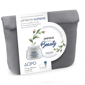 VICHY Unfold Your Beauty, Liftactiv Supreme Dry Skin Pouch