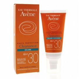 AVENE Cleanance Solaire SPF30, Αντηλιακή Κρέμα Για Δέρμα Με Τάσεις Ακμής - 50ml