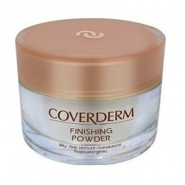 COVERDERM Finishing Powder, Πούδρα - 25gr