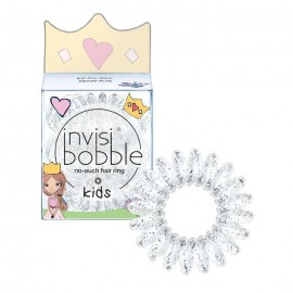 INVISIBOBBLE Κοκαλάκι Hair Rings Kids Princess Sparkle 3τμχ