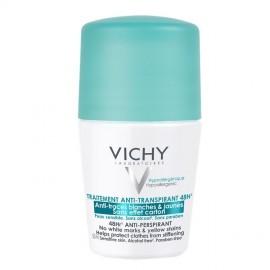 VICHY Deodorant Roll- On, Αποσμητικό Κατά των Σημαδιών 48h - 50ml