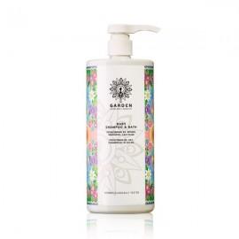 GARDEN Baby Shampoo & Bath - 1lt