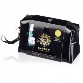 GARDEN Luxury Cosmetic Bag No1, Αντιρυτιδική Κρέμα - 50ml & Αφρός Καθαρισμού - 100ml