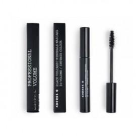 KORRES Black Volcanic Minerals Mascara 01 Μαύρο 7.5ml