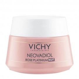 VICHY Neovadiol Rose Platinium Night, Κρέμα Νύχτας - 50ml