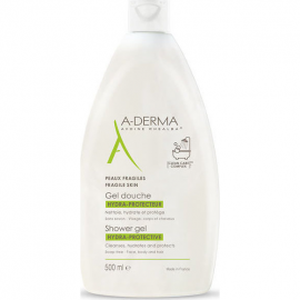 A-DERMA Hydra-Protective Shower Gel 500ml