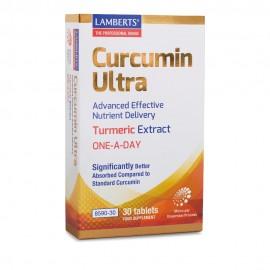 LAMBERTS Curcumin Ultra, Εκχύλισμα Κουρκουμά - 30tabs